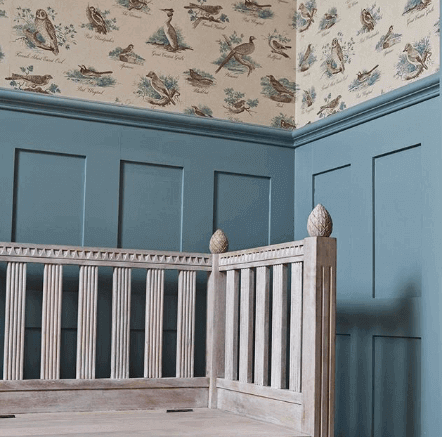 Victorian Panelling