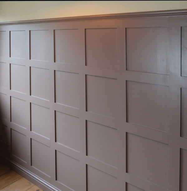 Jacobean Panelling Back Office