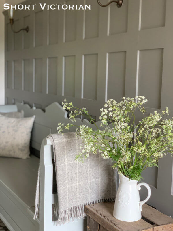 Victorian Wall Panelling